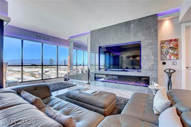 4575 Dean Martin Drive #1806, Las Vegas, NV 89103 (MLS #2213641) :: Hebert Group | Realty One Group