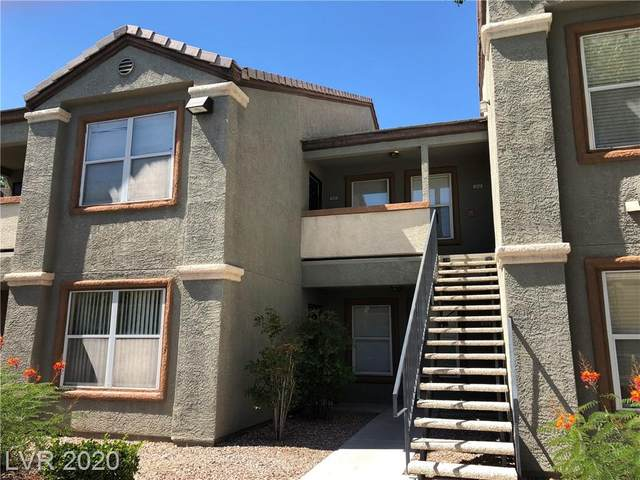 555 Silverado Ranch Boulevard #2045, Las Vegas, NV 89183 (MLS #2213674) :: Jeffrey Sabel