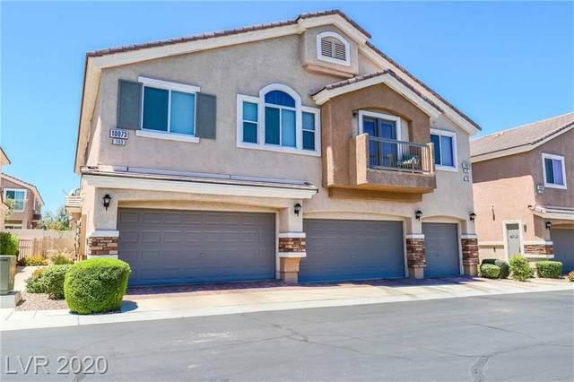 10073 Malibu Creek Court #103, Las Vegas, NV 89183 (MLS #2213796) :: Performance Realty