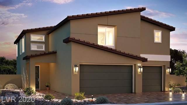 7427 Ardenno Street Lot 119, North Las Vegas, NV 89084 (MLS #2213808) :: Performance Realty