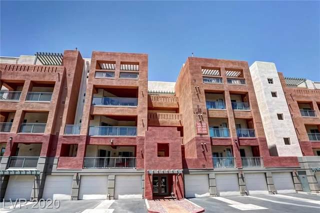 55 E Agate Avenue #207, Las Vegas, NV 89123 (MLS #2213860) :: Hebert Group | Realty One Group