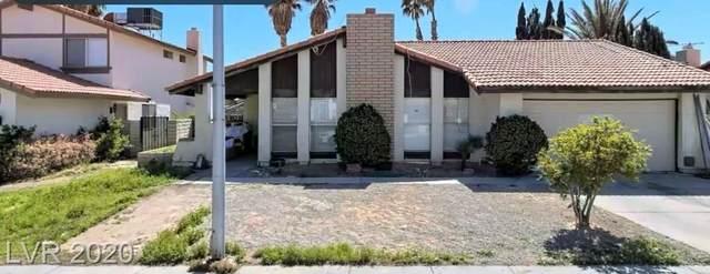 6361 Sandpiper Way, Las Vegas, NV 89103 (MLS #2213879) :: The Lindstrom Group