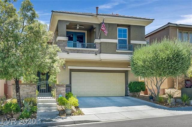 5513 Pinecroft Drive, Las Vegas, NV 89135 (MLS #2213883) :: Jeffrey Sabel