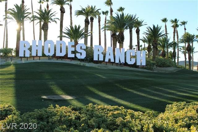 289 Rolling Springs Drive, Las Vegas, NV 89148 (MLS #2213891) :: Hebert Group | Realty One Group