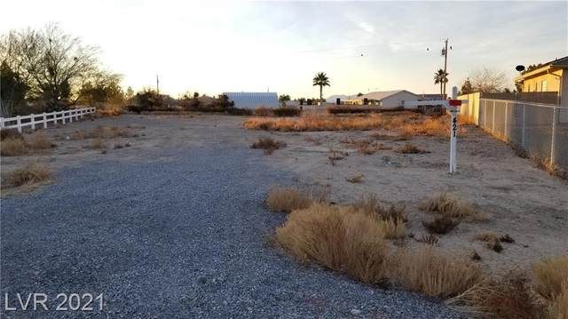 421 Blackhorn Street, Pahrump, NV 89048 (MLS #2213909) :: Lindstrom Radcliffe Group
