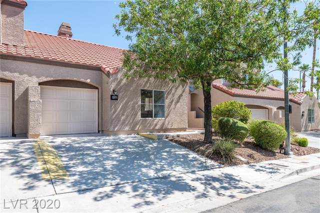 1705 Comstock Drive, Henderson, NV 89014 (MLS #2213917) :: The Lindstrom Group