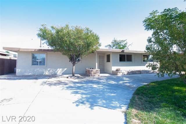 1203 Cherokee Lane, Las Vegas, NV 89106 (MLS #2214084) :: The Lindstrom Group
