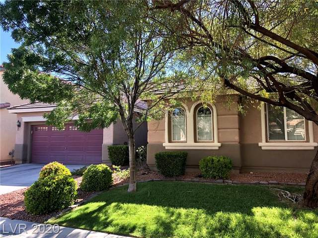 7621 Chase Hallow Street, Las Vegas, NV 89149 (MLS #2214102) :: Performance Realty
