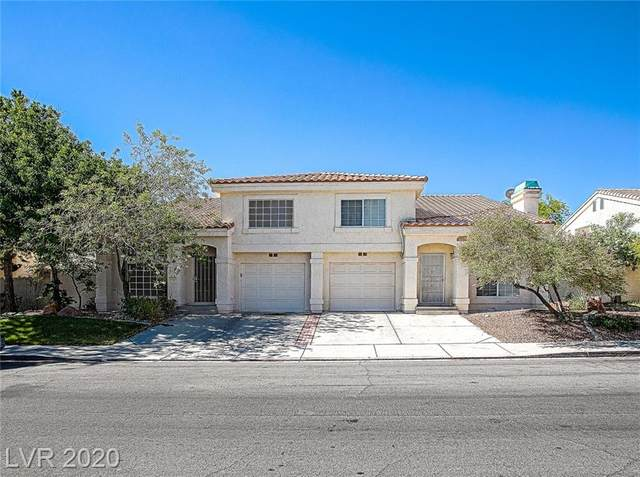 7973 Rochelle Avenue, Las Vegas, NV 89147 (MLS #2214128) :: Jeffrey Sabel