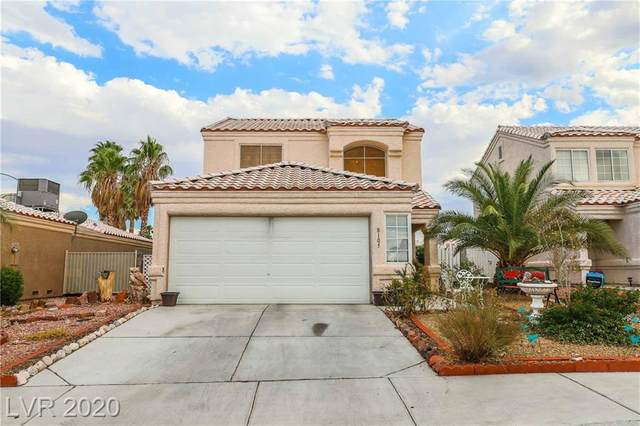 8105 Hydra Lane, Las Vegas, NV 89128 (MLS #2214134) :: The Mark Wiley Group | Keller Williams Realty SW