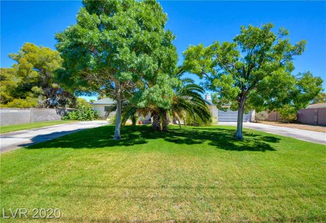 2656 Russell Road, Las Vegas, NV 89120 (MLS #2214143) :: ERA Brokers Consolidated / Sherman Group