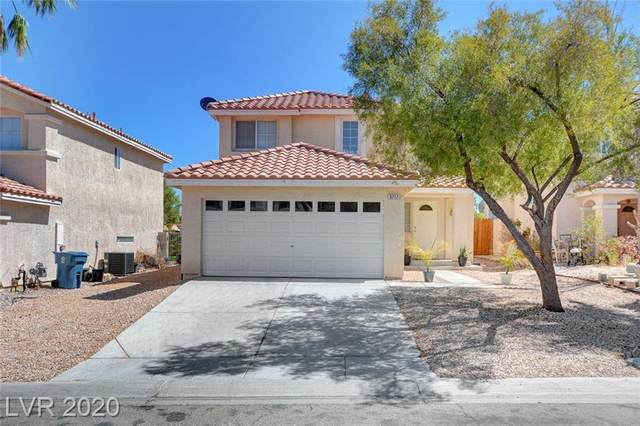 9717 Powell Plateau Court, Las Vegas, NV 89148 (MLS #2214168) :: The Lindstrom Group