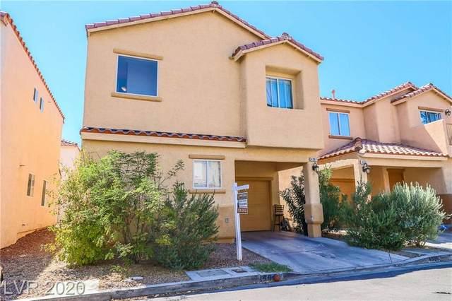 4091 Asante Cove Street, Las Vegas, NV 89115 (MLS #2214177) :: The Lindstrom Group