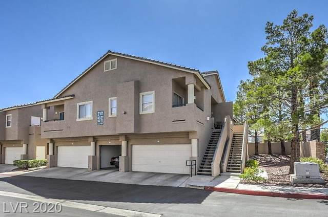 2101 Turquoise Ridge Street #202, Las Vegas, NV 89117 (MLS #2214215) :: Performance Realty