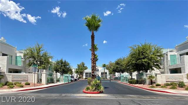 7100 Pirates Cove Road #2005, Las Vegas, NV 89145 (MLS #2214230) :: The Perna Group