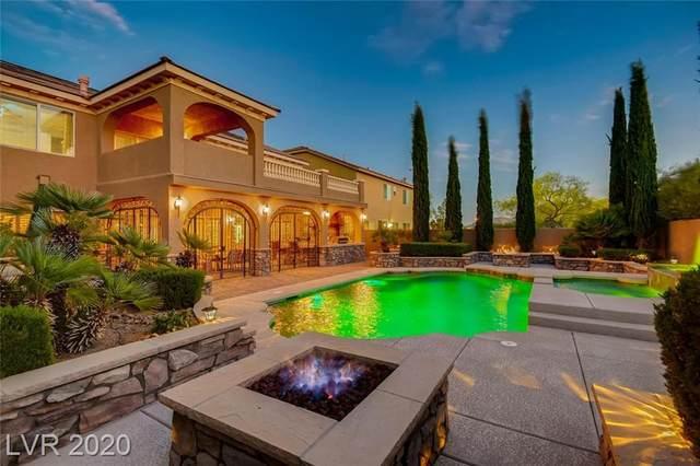 9679 Desert Daisy Court, Las Vegas, NV 89178 (MLS #2214284) :: Helen Riley Group | Simply Vegas