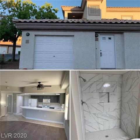 3601 Lisandro Street #203, Las Vegas, NV 89108 (MLS #2214297) :: The Lindstrom Group