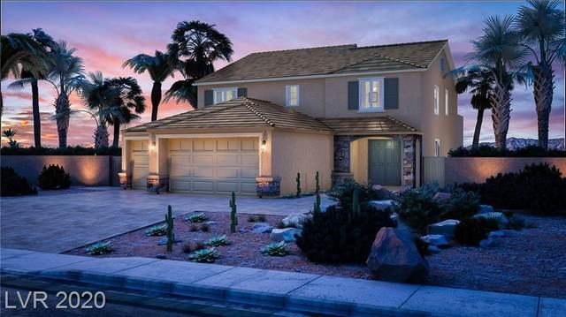 7035 Calvert Cliffs Street, North Las Vegas, NV 89084 (MLS #2214342) :: Jeffrey Sabel