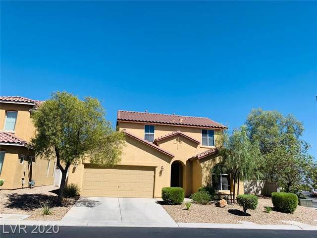 992 Lucky Bamboo Drive, Henderson, NV 89052 (MLS #2214350) :: Performance Realty