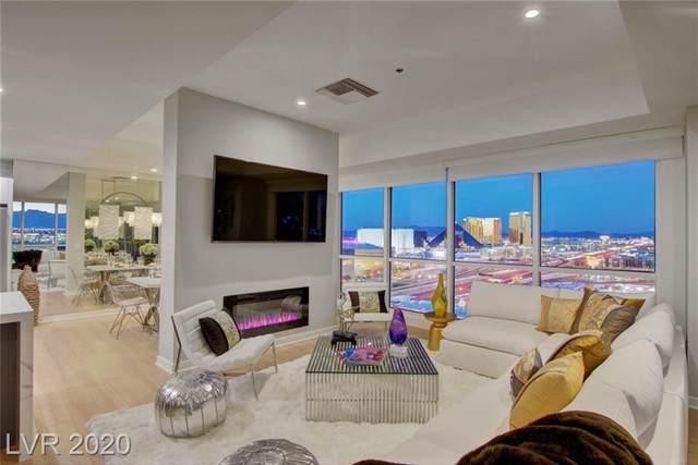 4575 S Dean Martin Drive #1600, Las Vegas, NV 89103 (MLS #2214352) :: Hebert Group | Realty One Group