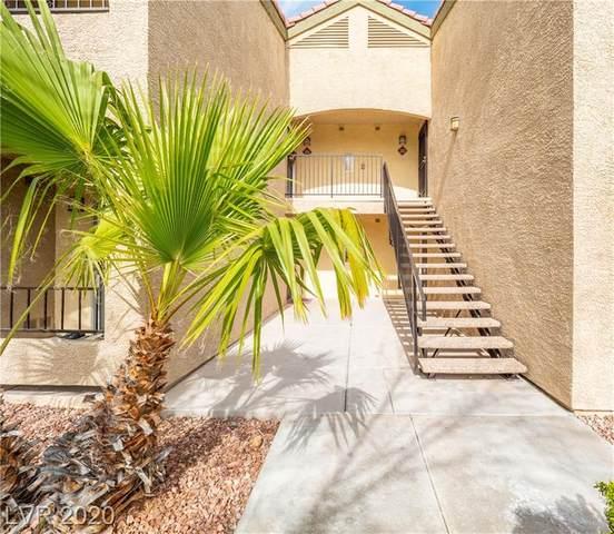 7885 Flamingo #2032, Las Vegas, NV 89147 (MLS #2214375) :: Hebert Group | Realty One Group