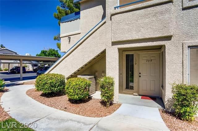 3425 Russell Road #139, Las Vegas, NV 89120 (MLS #2214432) :: Hebert Group | Realty One Group