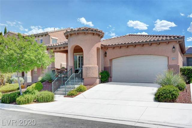 10345 Miners Gulch Avenue, Las Vegas, NV 89135 (MLS #2214451) :: Billy OKeefe | Berkshire Hathaway HomeServices