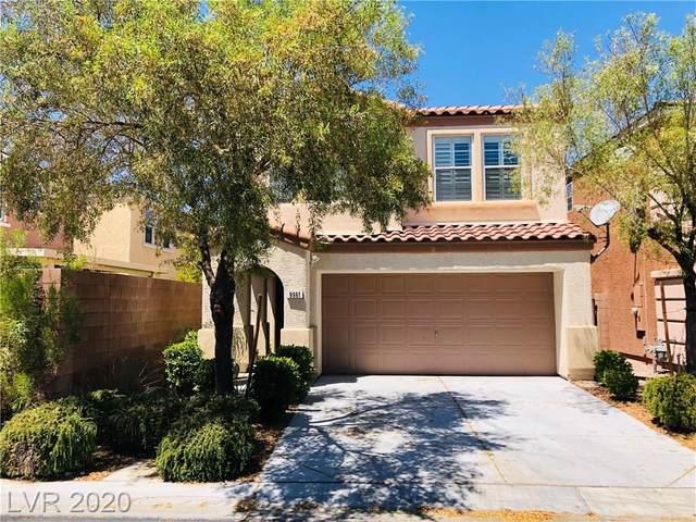 9961 Morpeth Street, Las Vegas, NV 89178 (MLS #2214462) :: The Lindstrom Group