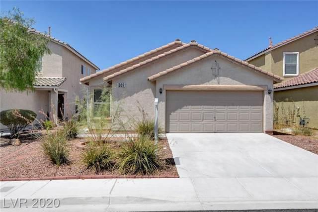 332 Silverado Pines Avenue, Las Vegas, NV 89123 (MLS #2214515) :: Jeffrey Sabel