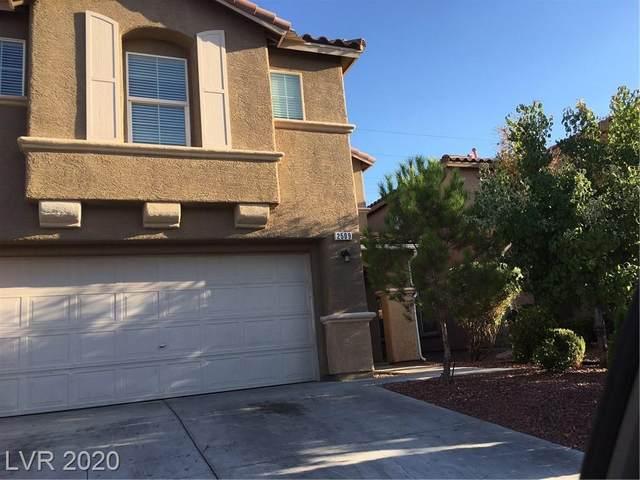 2509 Cockatiel Drive, North Las Vegas, NV 89084 (MLS #2214556) :: Helen Riley Group | Simply Vegas