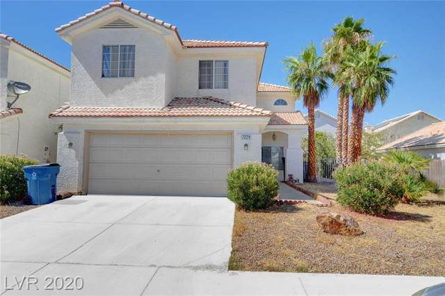 7224 Royal Guard Avenue, Las Vegas, NV 89130 (MLS #2214572) :: The Mark Wiley Group | Keller Williams Realty SW