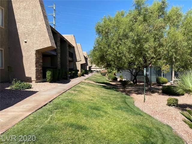 5163 Indian River Drive #200, Las Vegas, NV 89103 (MLS #2214607) :: The Perna Group