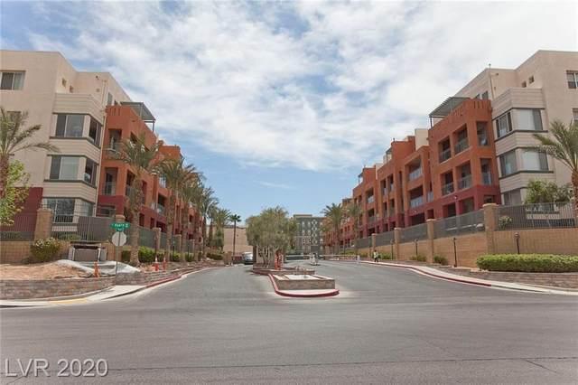 23 E Agate Avenue #305, Las Vegas, NV 89123 (MLS #2214655) :: Jeffrey Sabel