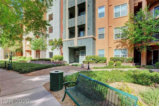 62 Serene Avenue #131, Las Vegas, NV 89123 (MLS #2214747) :: Vestuto Realty Group