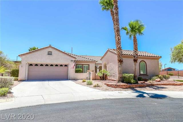 2387 Blooming Valley Court, Henderson, NV 89052 (MLS #2214769) :: Performance Realty