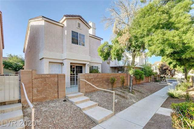 5549 Ness Avenue, Las Vegas, NV 89118 (MLS #2214787) :: The Shear Team
