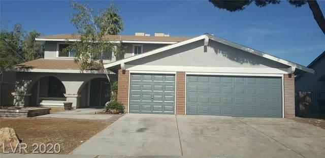 2000 Springview Drive, Las Vegas, NV 89146 (MLS #2215010) :: Signature Real Estate Group