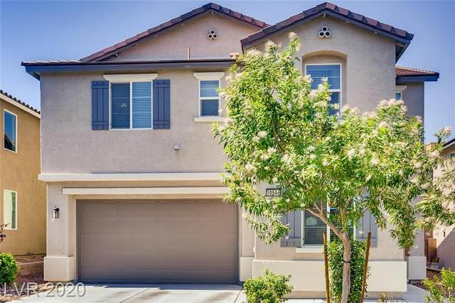 10546 Kennedy Peak Lane, Las Vegas, NV 89166 (MLS #2215111) :: Realty One Group