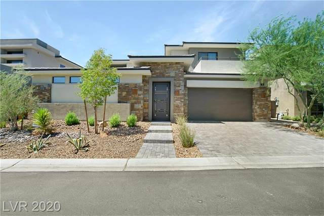 5 Garden Shadow Lane, Las Vegas, NV 89135 (MLS #2215120) :: Jeffrey Sabel