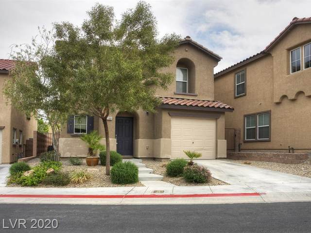 1168 Paradise Home Road, Henderson, NV 89002 (MLS #2215126) :: Performance Realty