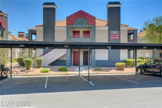 8600 Charleston Boulevard #2084, Las Vegas, NV 89117 (MLS #2215248) :: Hebert Group | Realty One Group