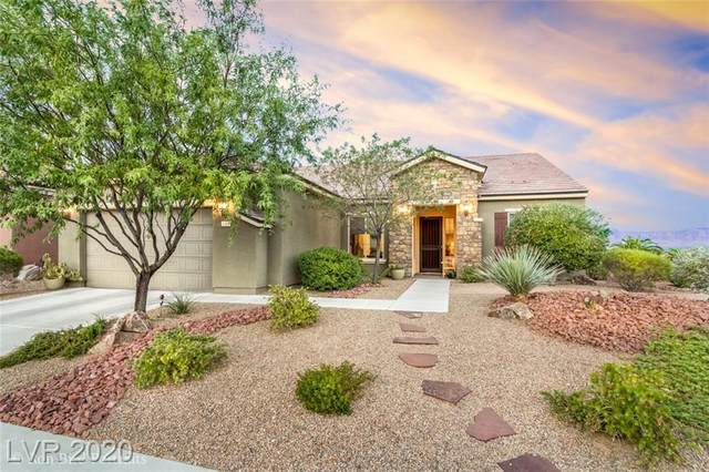 1300 Basin View, Mesquite, NV 89034 (MLS #2215279) :: Helen Riley Group | Simply Vegas