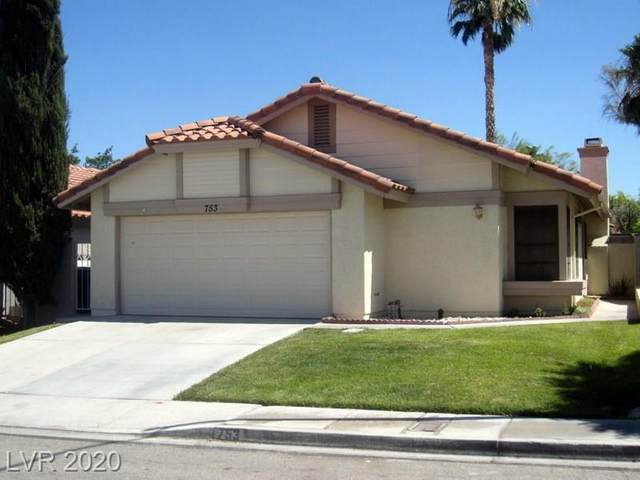 753 Whispering Palms Drive, Las Vegas, NV 89123 (MLS #2215343) :: Helen Riley Group | Simply Vegas