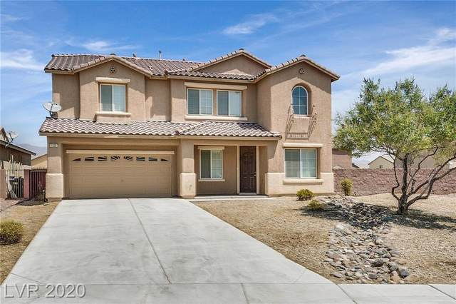1020 Windy Ferrell Avenue, North Las Vegas, NV 89081 (MLS #2215364) :: Hebert Group | Realty One Group