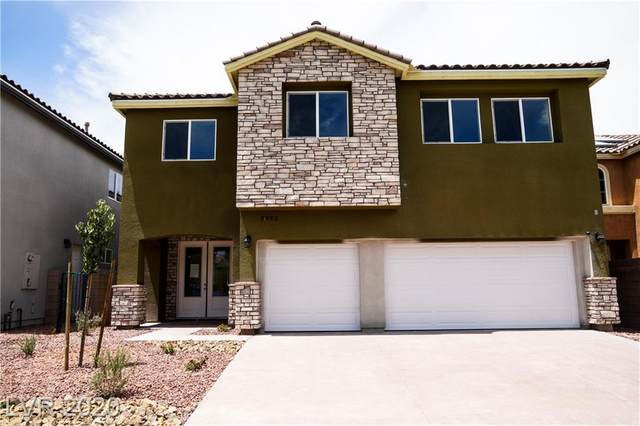 3982 Fire Fox Drive, North Las Vegas, NV 89032 (MLS #2215384) :: The Lindstrom Group