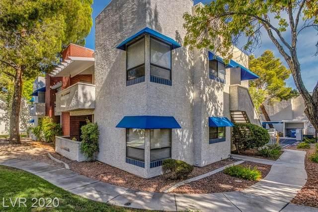 2667 Red Rock Street #101, Las Vegas, NV 89146 (MLS #2215430) :: Jeffrey Sabel