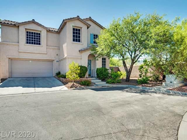 2601 Heathrow Street, Las Vegas, NV 89135 (MLS #2215448) :: The Perna Group