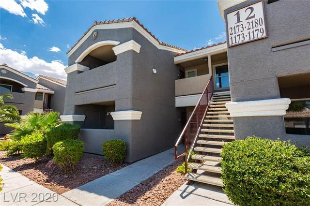 5055 Hacienda Avenue #1173, Las Vegas, NV 89118 (MLS #2215454) :: The Lindstrom Group