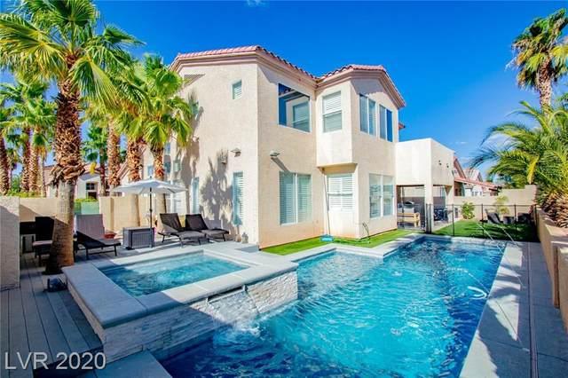 227 Palm Trace Avenue, Las Vegas, NV 89148 (MLS #2215529) :: Helen Riley Group | Simply Vegas