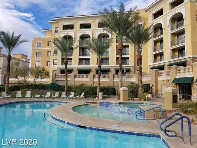 29 Montelago Boulevard #347, Henderson, NV 89011 (MLS #2215541) :: The Lindstrom Group